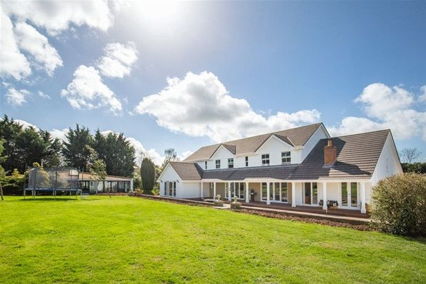 Thumbnail Detached house for sale in West Pennard, Somerset