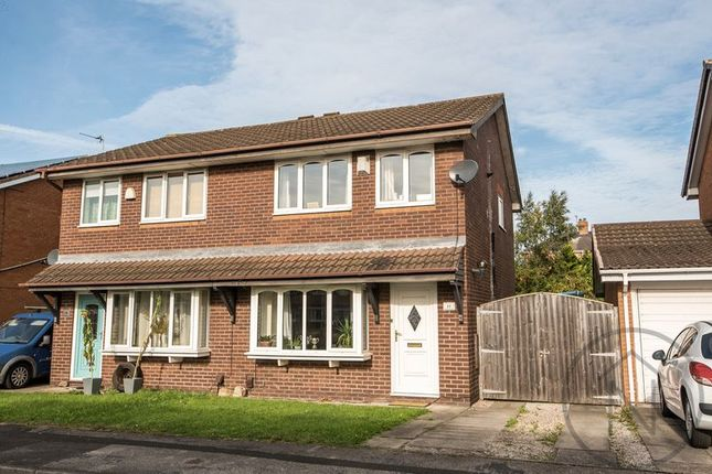 Thumbnail Semi-detached house for sale in Mistral Drive, Darlington