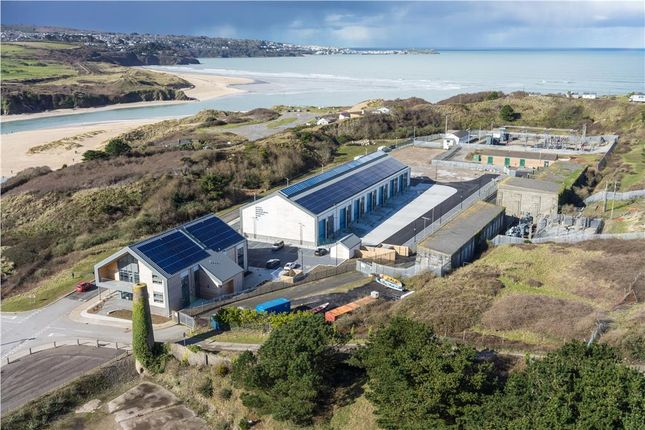 Thumbnail Industrial to let in Hayle, Cornwall