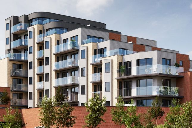 Thumbnail Flat for sale in Berkeley Avenue, Reading