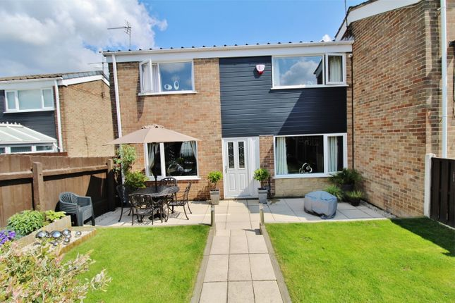 2 bed semi-detached house for sale in Foster Way, High Green, Sheffield, South Yorkshire S35