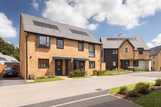 "Thumbnail Semi-detached house for sale in ""Waterville"" at Divot Way, Basingstoke"
