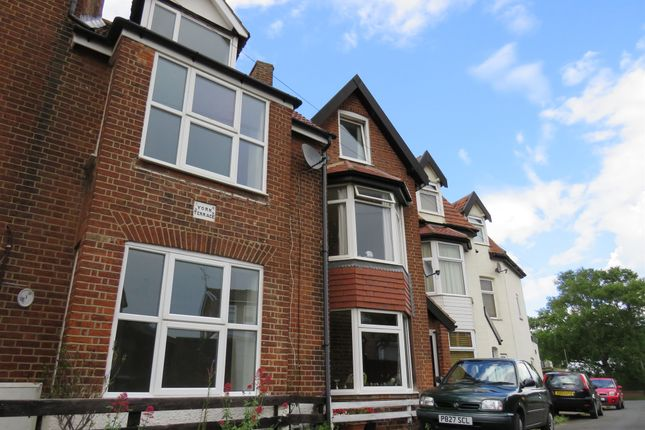 Thumbnail Terraced house for sale in York Terrace, Cromer