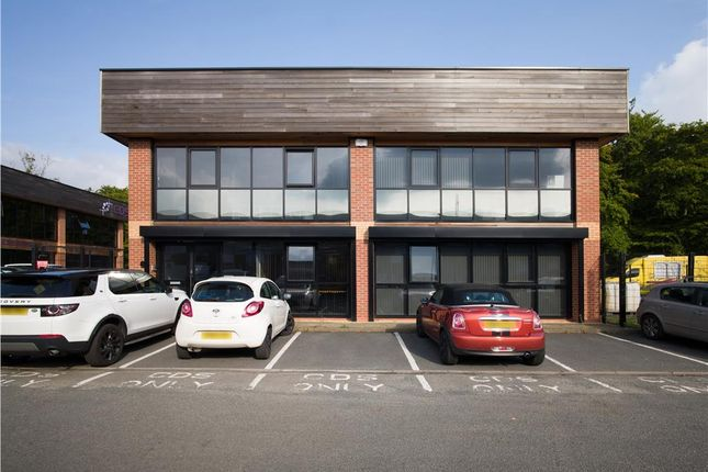 Thumbnail Office for sale in 4 & 5 Birch Court, Harris Business Park, Hanbury Road, Stoke Prior, Bromsgrove, Worcestershire