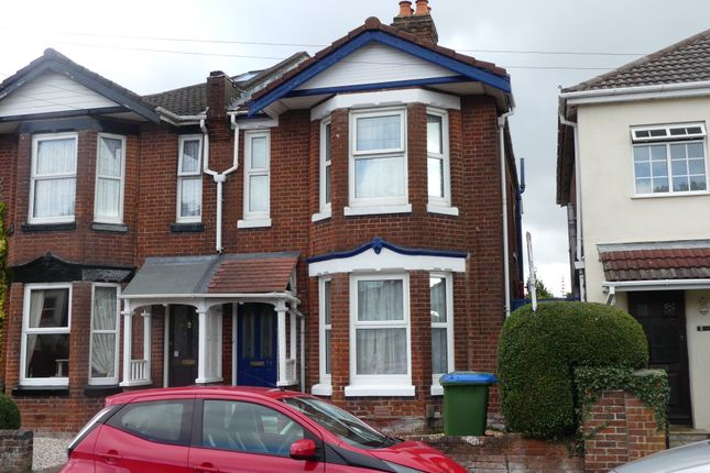 Thumbnail Semi-detached house for sale in Heysham Road, Southampton