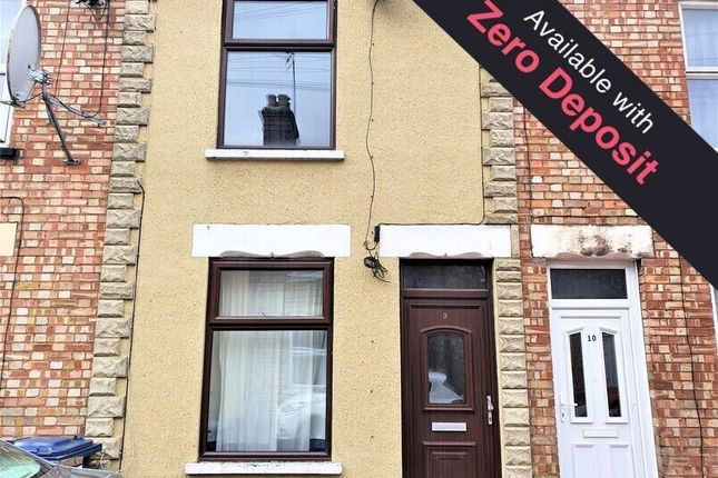 3 bed terraced house to rent in Clarence Road, Wisbech PE13