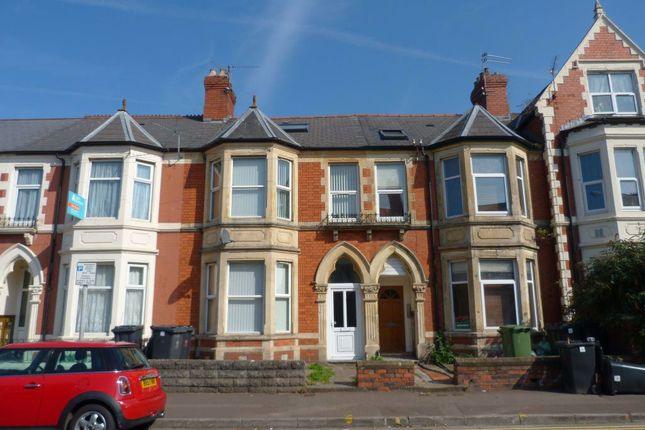 Thumbnail Property to rent in Colum Road, Cathays, ( 7 Beds )