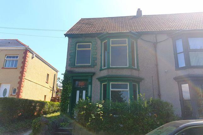3 bed end terrace house for sale in Hillside, Cimla, Neath SA11