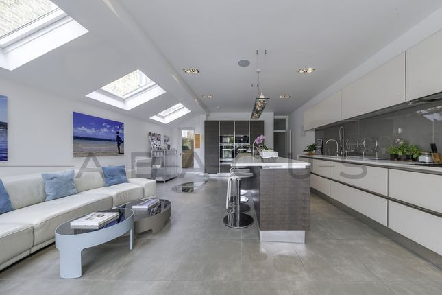 Thumbnail Terraced house for sale in Okehampton Road, Kensal Rise