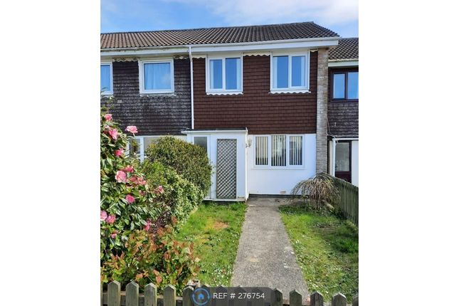 2 bed terraced house to rent in Treberran Gardens, Tolvaddon, Camborne TR14