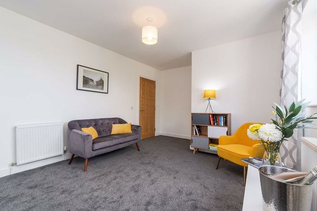 Thumbnail Flat for sale in Top Floor Flat, 1 Seaview Place, Bo'ness