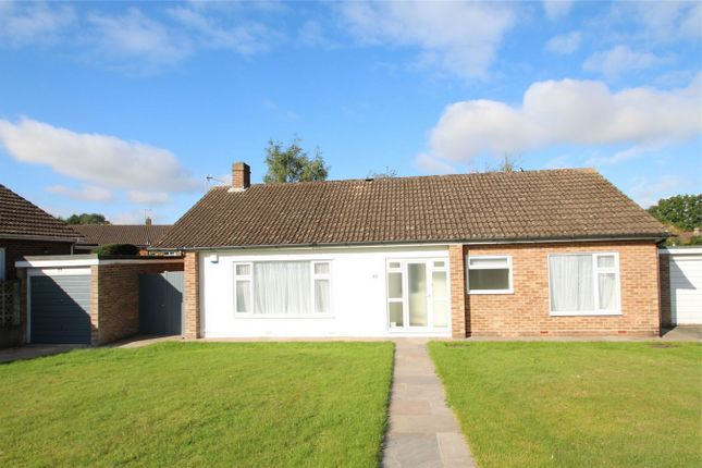 Thumbnail Detached bungalow for sale in Highwood Drive, Crofton, Orpington, Kent