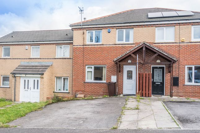 3 Bed Terraced House For Sale In Manor Oaks Drive Sheffield