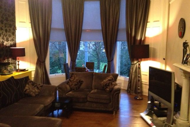 Thumbnail Flat to rent in Huntly Gardens, Dowanhill, Glasgow
