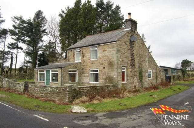 Thumbnail Detached house for sale in North Road, Haltwhistle, Northumberland