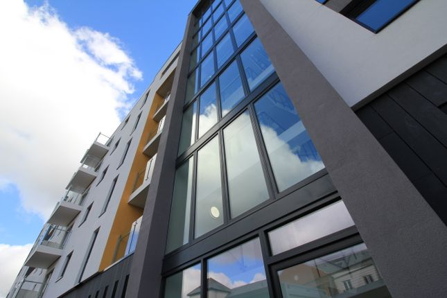 Thumbnail Flat to rent in Bridge Master Court, Norwich