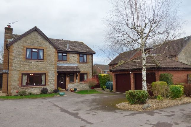 Thumbnail Detached house for sale in Gifford Close, Rangeworthy, Bristol