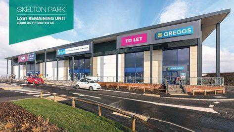 Retail premises to let in Skelton Park, Stockton-On-Tees