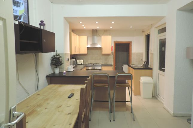 Thumbnail End terrace house to rent in Montgomery Street, Roath