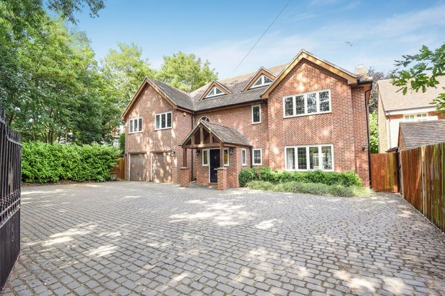 Thumbnail Detached house for sale in Kidmore Road, Caversham Heights, Reading
