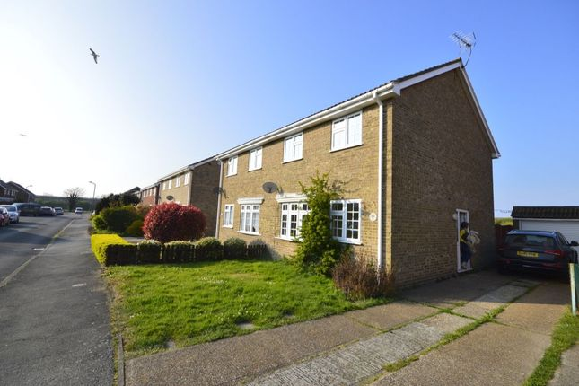 Thumbnail Semi-detached house to rent in Matthews Close, Deal
