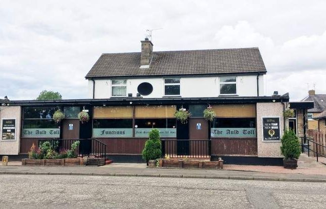 Thumbnail Retail premises for sale in Dalgrain Road, Grangemouth