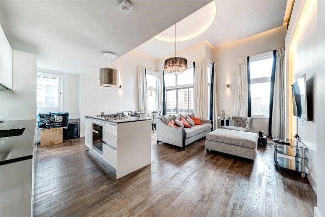 Thumbnail Flat for sale in The Water Gardens, Hyde Park Estate, London