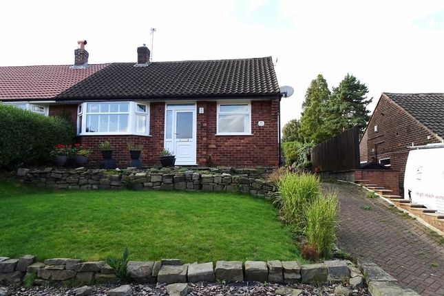 Thumbnail Bungalow for sale in Lily Hill Street, Whitefield, Whitefield Manchester