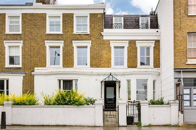 Exterior of Fulham Road, London SW6