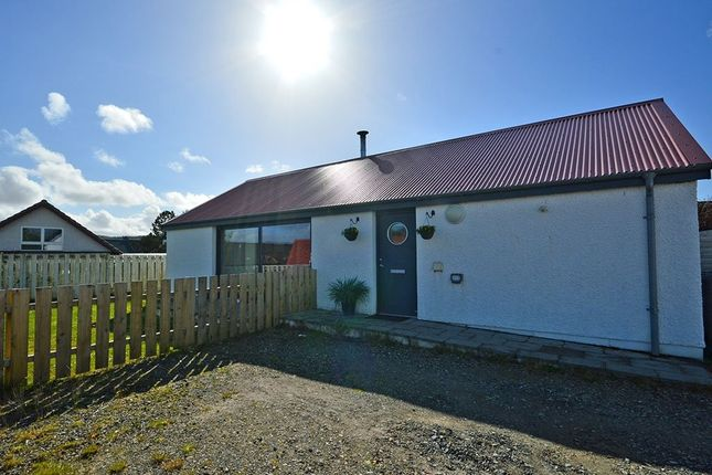 Thumbnail Detached bungalow for sale in 4 Rockhill Road, Tobermory, Isle Of Mull