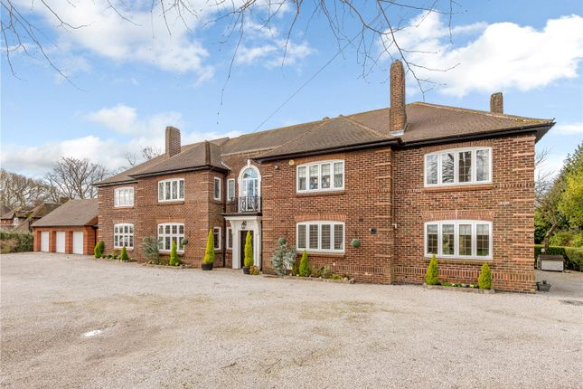 Thumbnail Detached house for sale in Measham Road, Ashby-De-La-Zouch, Leicestershire