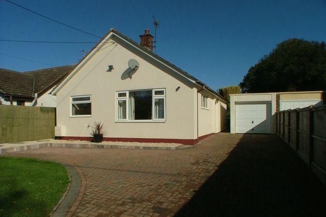 Thumbnail Bungalow to rent in Coalway Road, Coalway, Coleford