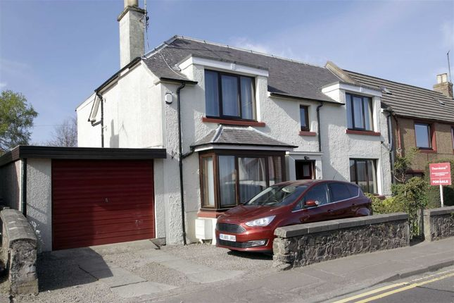 Thumbnail Semi-detached house for sale in Low Road, Auchtermuchty, Cupar