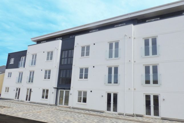 Thumbnail Flat for sale in Petitor Mews, Hartop Road, Torquay