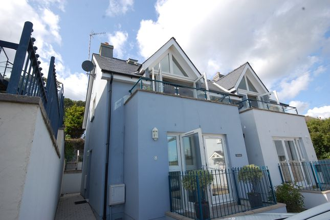Thumbnail Semi-detached house to rent in Golygfa Coron, Penally, Tenby