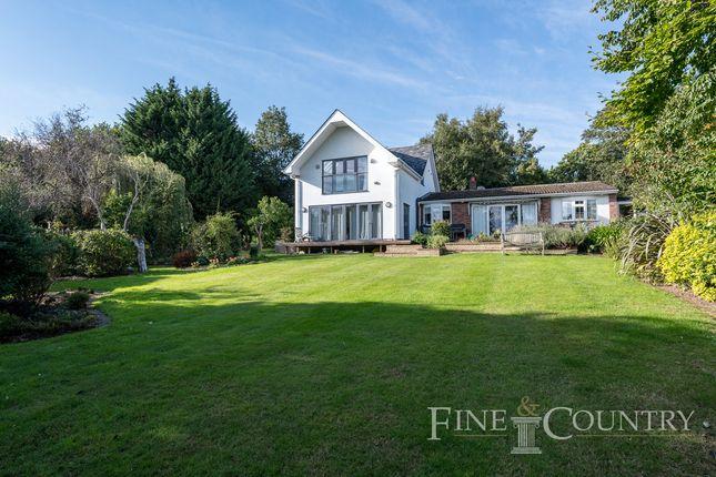 Thumbnail Detached house for sale in Monks Lane, Dedham, Colchester