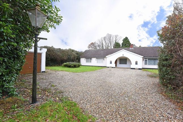 Thumbnail Detached bungalow for sale in Baughurst, Tadley
