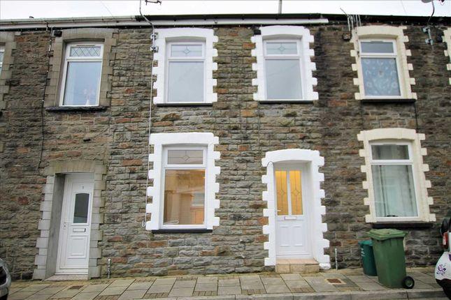 Terraced house for sale in Great Street, Trehafod, Pontypridd