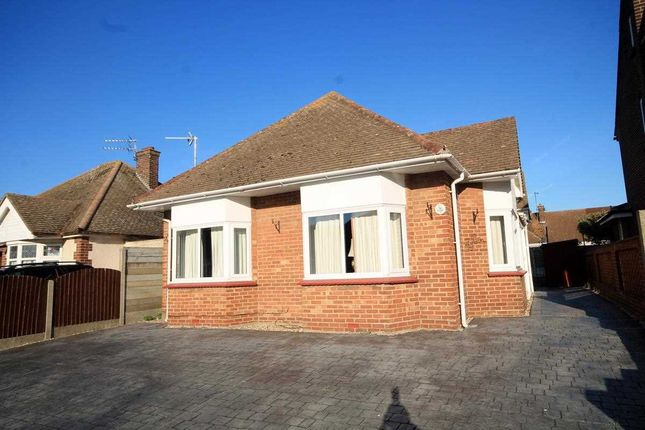Thumbnail Bungalow for sale in Seafields Road, Clacton-On-Sea
