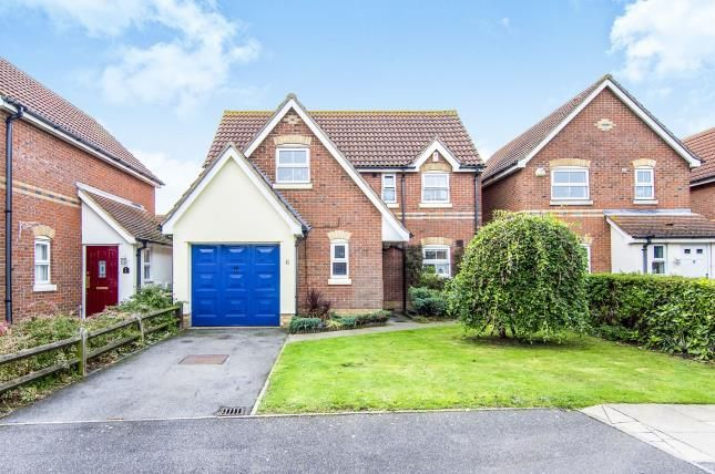 Thumbnail Detached house for sale in Fyfield Drive, South Ockendon