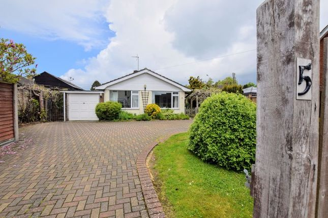Thumbnail Detached bungalow for sale in Leighton Road, Wing, Leighton Buzzard