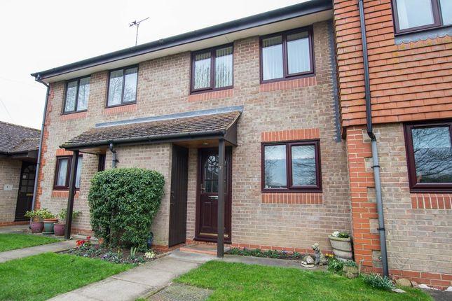 Thumbnail Terraced house for sale in Dovehouse Close, Linton, Cambridge