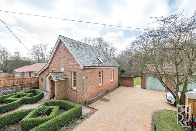 Thumbnail Detached house for sale in Chapel Lane, Crockleford Heath, Colchester