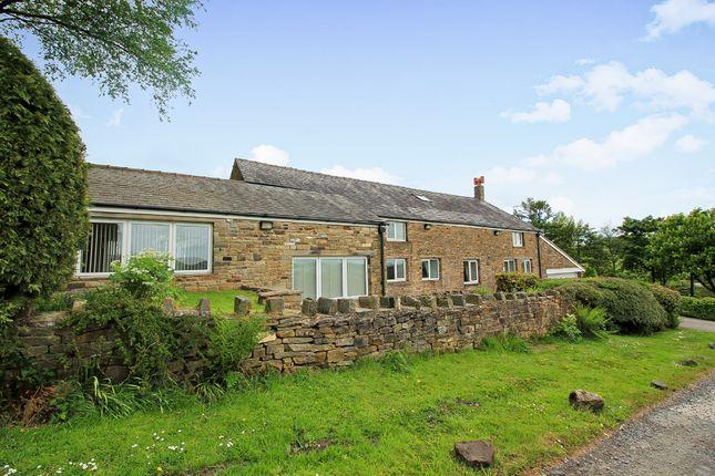 Thumbnail Farmhouse for sale in Meadow Head Lane, Darwen