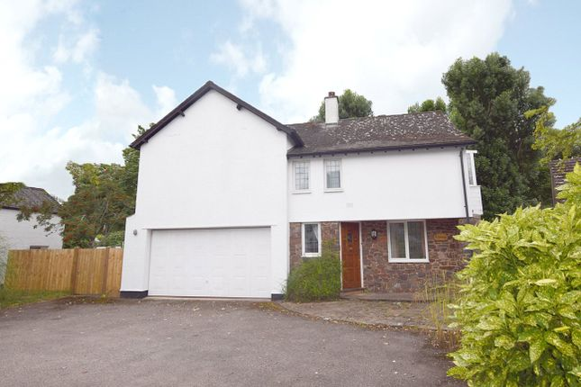 Thumbnail Detached house to rent in Clyst St. Mary, Exeter