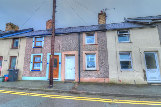 Thumbnail Terraced house for sale in Bank Street, Machynlleth