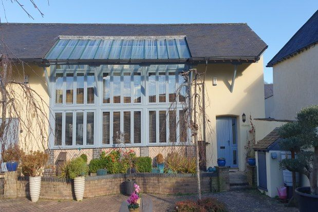 2 bed end terrace house to rent in Higher Colleybrook, Ideford, Chudleigh, Newton Abbot TQ13