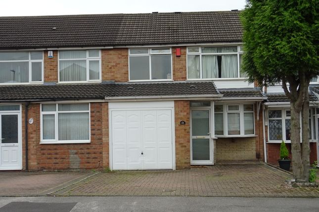 Thumbnail Semi-detached house for sale in Trenance Road, Exhall, Coventry