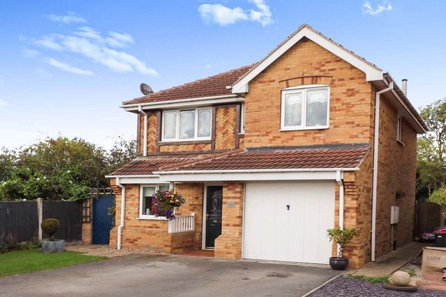 4 bed detached house for sale in All Saints Meadows, Laughton Common, Dinnington, Sheffield S25