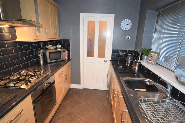 Kitchen of North Row, Barrow-In-Furness, Cumbria LA13
